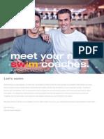 Swimming Digital Programme