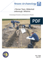 Time Team - Cunetio Roman Town, Wiltshire