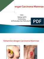Kehamilan Dengan Carcinoma Mammae