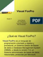 Visual Fox Pro 3
