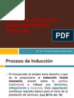 Curso de Induccion Para Servidores Publicos