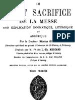 Le Saint Sacrifice de La Messe (Tome 1) 000000941