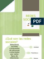 REDES SOCIALES Cristina Alava