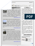 India Transport Portal Newsletter - May, 2012
