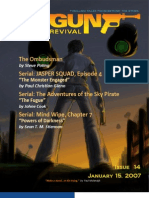 Ray Gun Revival magazine, Issue 14
