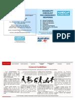 1. Disability Checklist v.cdo