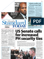 Manila Standard Today - June 8, 2012 Issue