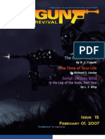 Ray Gun Revival magazine, Issue 15