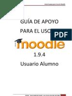 Moodle 1.9.4 Usuario Alumno