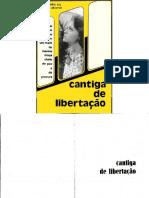 Cantiga de libertação - Padre Zezinho - SP 1972