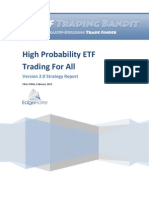 High Probability ETF Trading for All 2.0