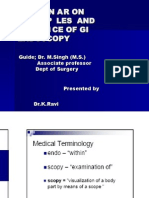 Principles and Practice of GI Endoscopy