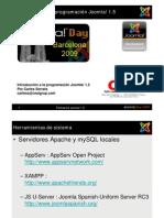 Introduccion a La Programacion Joomla 1 5