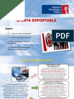 Sesion 12 Oferta Exportable Peruana
