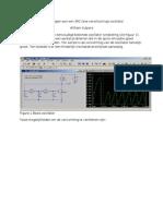Verbeteringen Aan Een 3RC Fase Verschuivings Oscillator