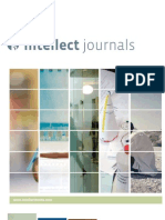 Intellect's New 2013 Journal Catalogue