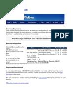 Nový Dokument aplikace Microsoft Word