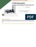 Rollei MSC 535 P TWIN Diaprojektor