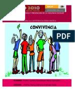Plan de Convivencia y Prevencion de La Violencia Escolar