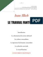 Illich-le Travail Fantome(1980)