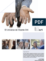 Academia D´Art. Visita al taller de Vicente Ortí