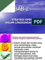 BAB 2 Strategi Global