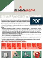 Sonic Alarm for Domestic Oil Tanks - Install Guide