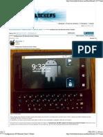 Desbloqueo Motorola Android2