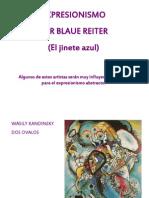 Arte Contemporaneo 4 Expresionismo Der Blaue Reiter