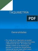 Metodo de Taquimetria