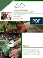 Informe Asamblea VallenPaz 2011