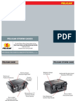 Pelican Hardigg Storm Comparison Chart