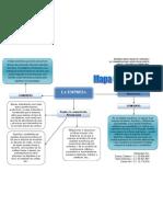 Mapa Conceptual La Empresa