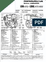 Pasquali 946 Manual Uso Italiano