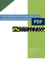 Plan Estrategico de Carreteras- SOPTRAVI 2010-2014