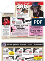 Silver Bullet Firearms Dads and Grads Sale June 2012