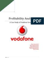 Fm Project-Profitability Analysis