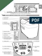 Masina de Facut Paine MOULINEX OW 5000