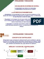 Controladores PID Regulacion