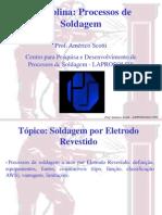 Processos de Soldagem - Eletrodo Revestido