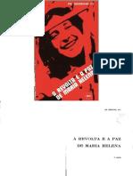 A Revolta e a Paz de Maria Helena - Padre Zezinho - SP 1972
