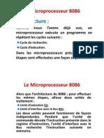 Le Microprocesseur 8086