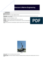 Naval Architecture Term 1