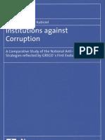 Institutions Against Corruption