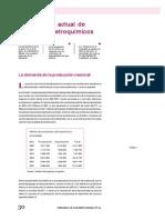 9-La Demanda Actual de Productos Petroquimicos - IAE 92