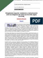 Guillaume Boccara - Etnogenesis Mapuche_ Resistencia y Restructuracion Entre Los Indigenas Del Ce