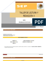 Taller de Lectu Ray Red Acci on 2