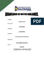 Arranque de Motor Dahlander