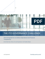 The ITO Governance Challenge