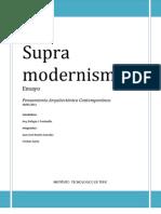 Supra Modernismo